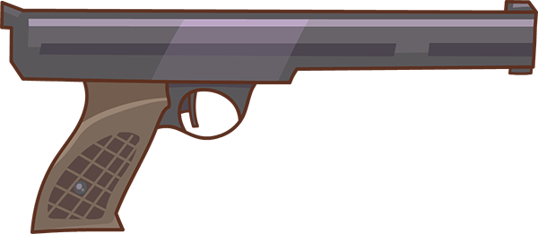 Daisy Pellet Pistol